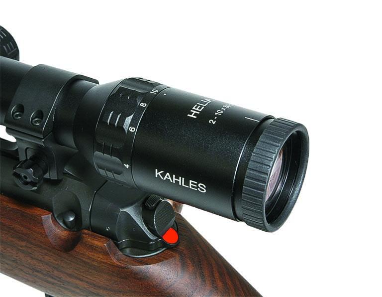 Optik test: kahles helia jagdpraxis
