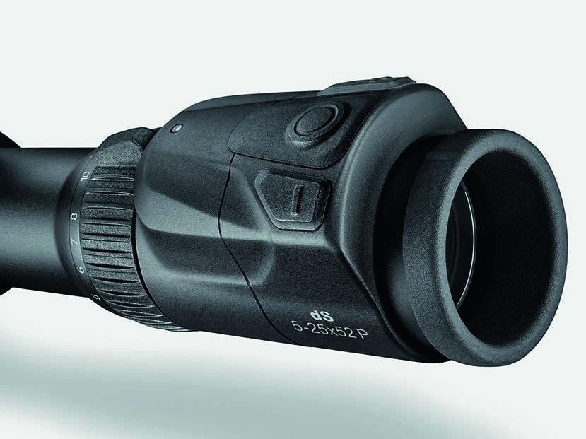Swarovski Entfernungsmesser Test : Testbericht swarovski el range mit integriertem